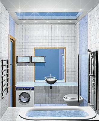 Дизайн ванной комнаты в хрущевке фото совмещенного санузла