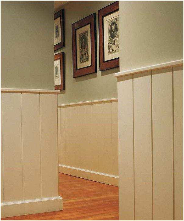Дизайн коридора и прихожей в классическом стиле