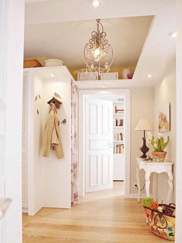 Дизайн прихожей в квартире Фото 5