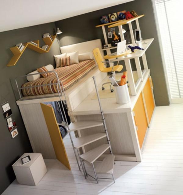Дизайн детской комнаты 4