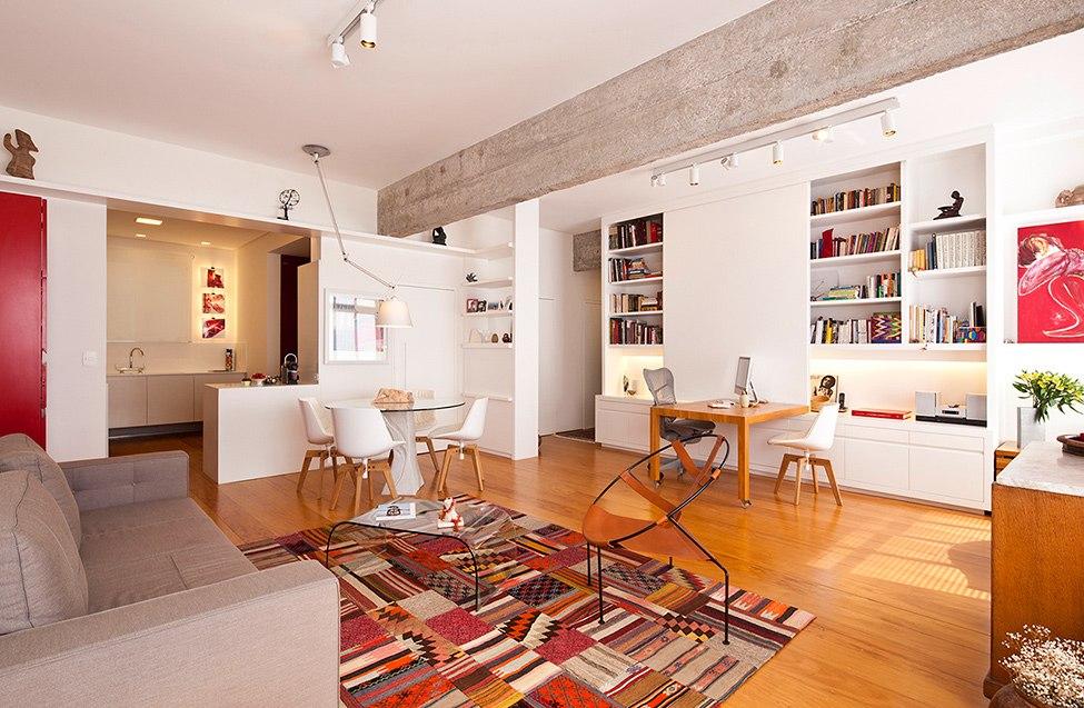 Дизайн комнаты 18 кв м - 2