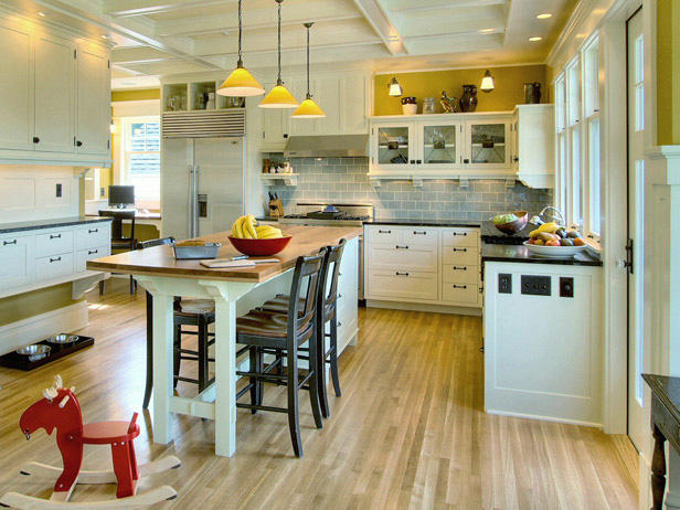 "Дизайн кухни. Фото  Дизайн ""Домик в деревне"""
