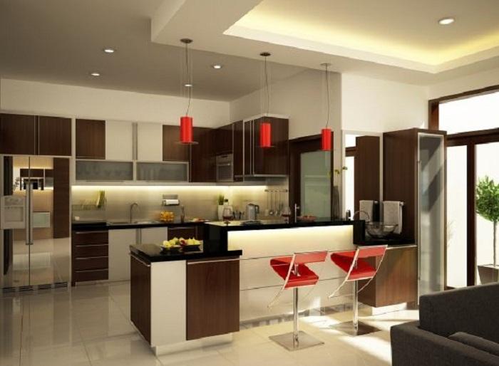 Дизайн кухни фото 7
