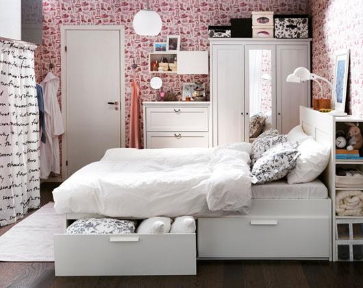Дизайн спальни 12 кв м фото 1