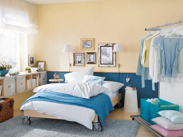 Дизайн спальни 12 кв м фото 3