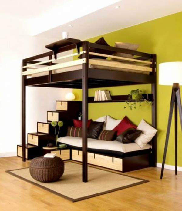 Дизайн спальни маленькой  1
