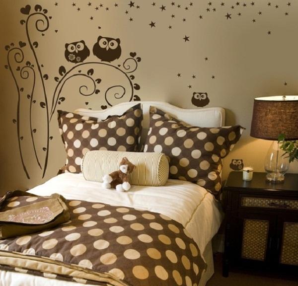 Дизайн спальни маленькой  5