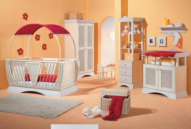 Дизайн детской комнаты фото 2