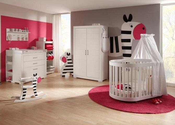 Дизайн детской комнаты фото 5