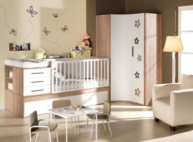 Дизайн детской комнаты фото 6