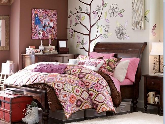 дизайн комнаты для девочки подростка фото 3
