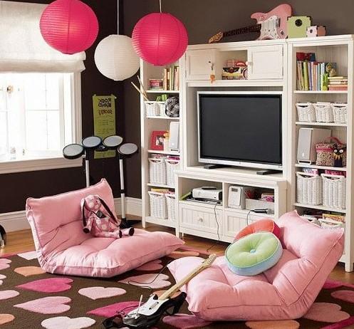 дизайн комнаты для девочки подростка фото 6