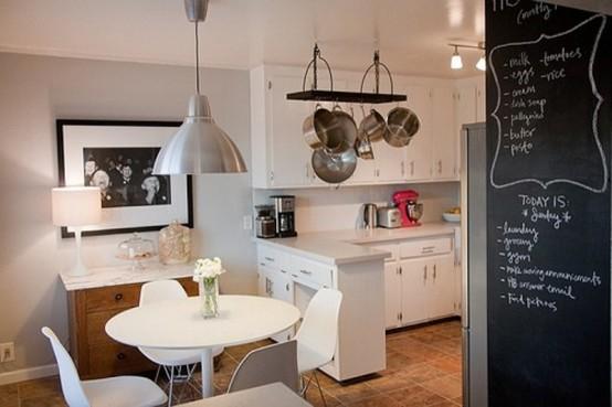 дизайн кухни маленькой 2