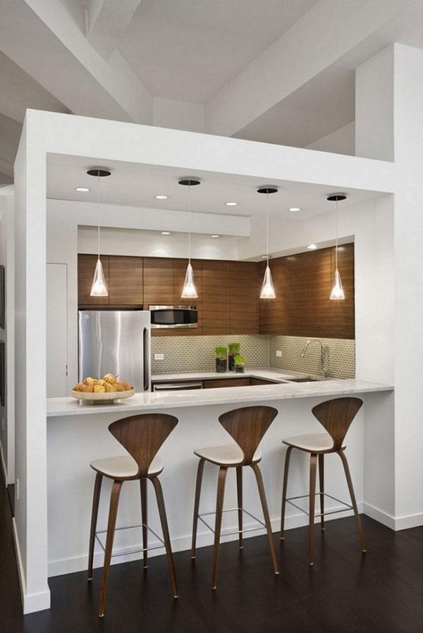 дизайн кухни маленькой 3