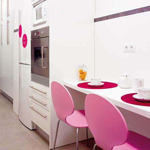 дизайн кухни маленькой 4