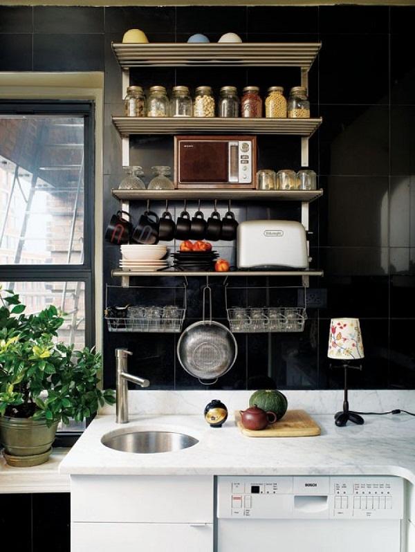 дизайн кухни маленькой 5