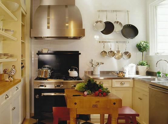 дизайн кухни маленькой