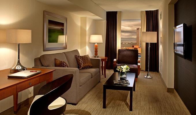дизайн спальни гостиной 2