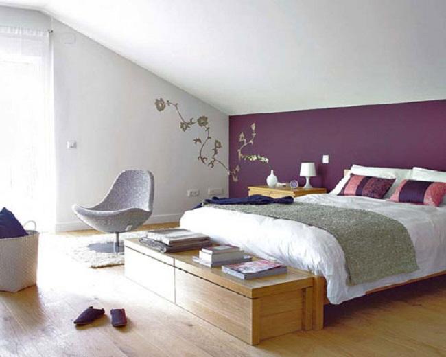 дизайн спальни гостиной 3