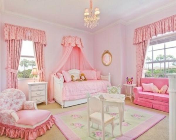 Дизайн детской комнаты для подростка девочки. Фото 6