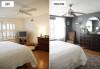 ремонт комнаты дизайн до и после - 3