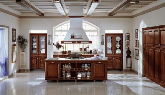 Фото кухни дизайн «Классика»