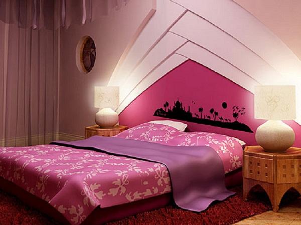 дизайн спальни фотография 1