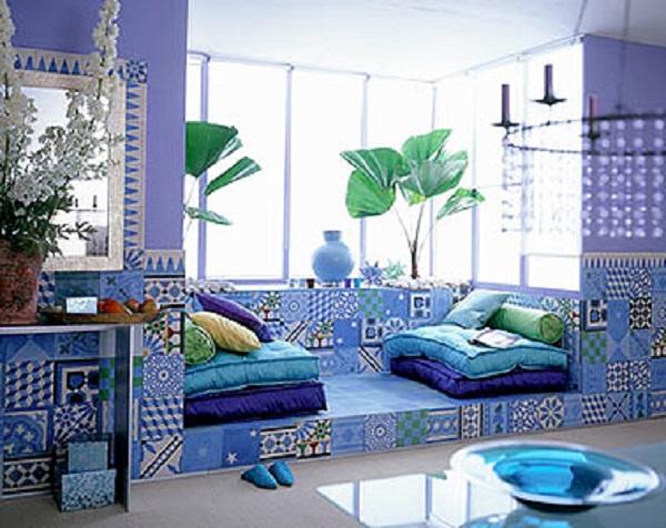 Дизайн спальни. фото в восточном стиле. 8 разных вариантов.