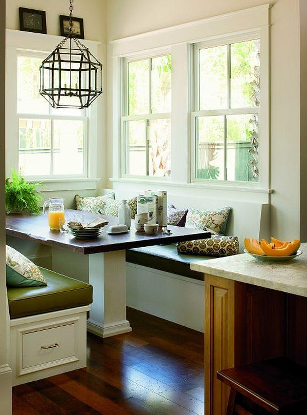 Дизайн кухни фото с экрером
