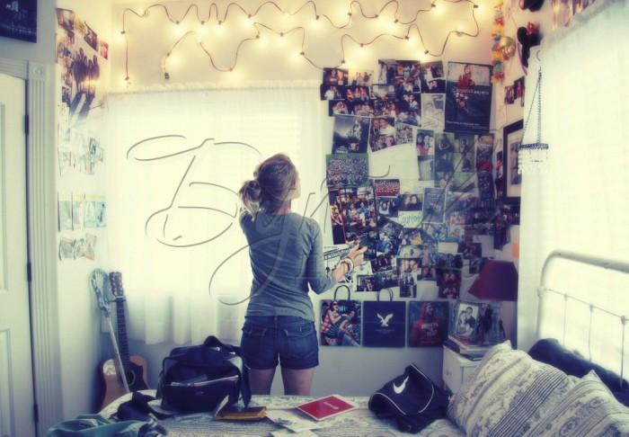 Частных мои фото у себя в комнате больших сисек