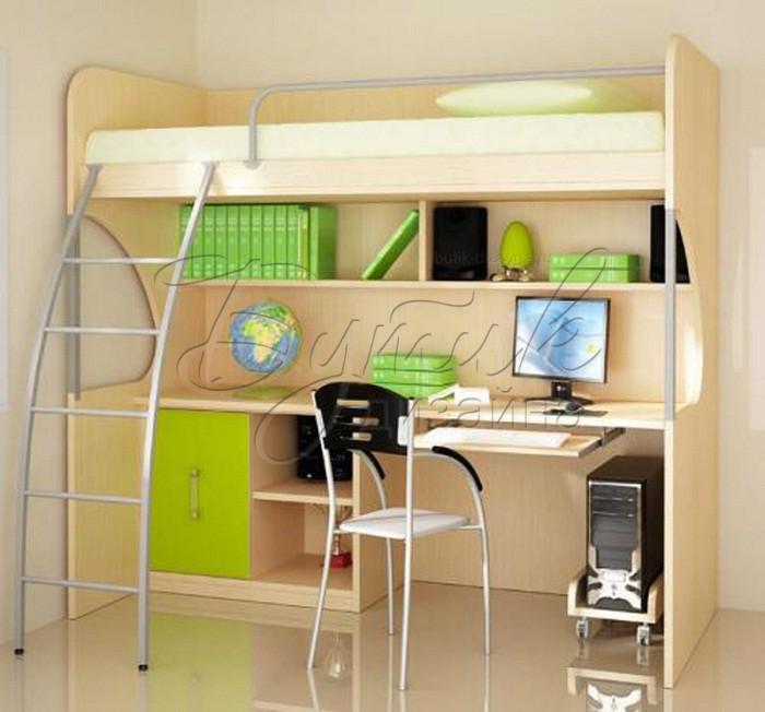 интерьер детской комнаты для двоих детей мальчиков