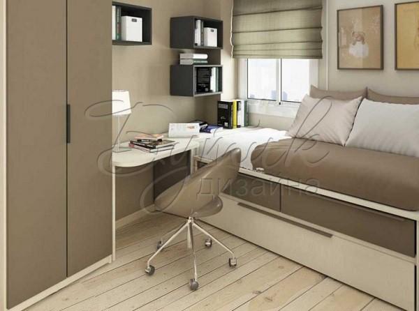 Дизайн комнаты для мальчика - подростка. Фото 12
