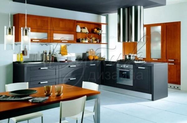 Дизайн обоев для кухни. Фото 2