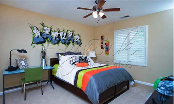 Дизайн комнаты для мальчика - подростка. Фото 3