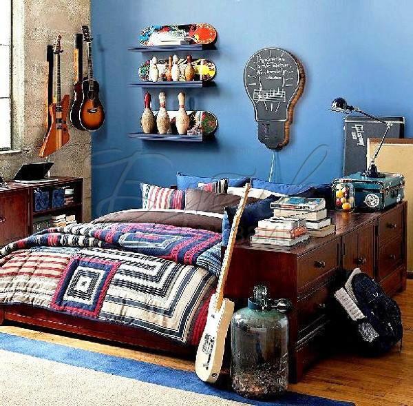 Дизайн комнаты для мальчика - подростка. Фото 4