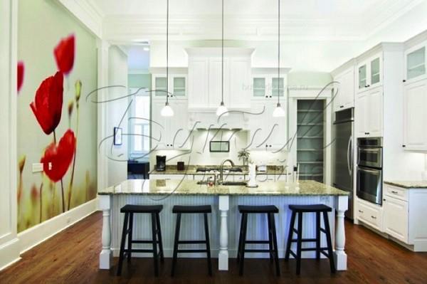 Дизайн обоев для кухни. Фото 4