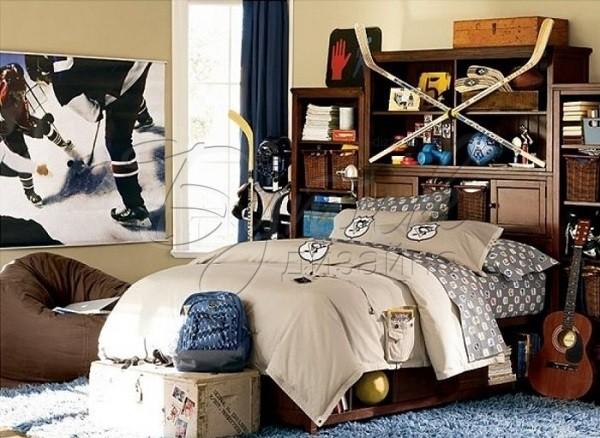 Дизайн комнаты для мальчика - подростка. Фото 5