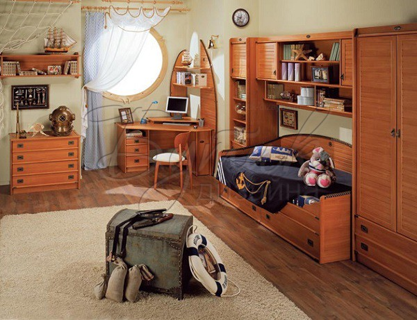Дизайн комнаты для мальчика - подростка. Фото 6