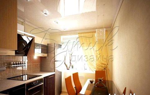 Дизайн кухни 8 кв.м. фото  10