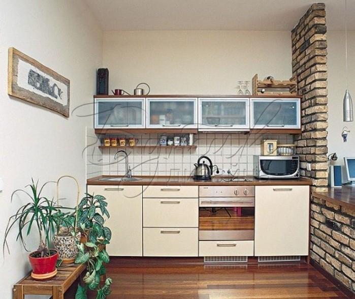 Дизайн кухни 8 кв.м. фото  3