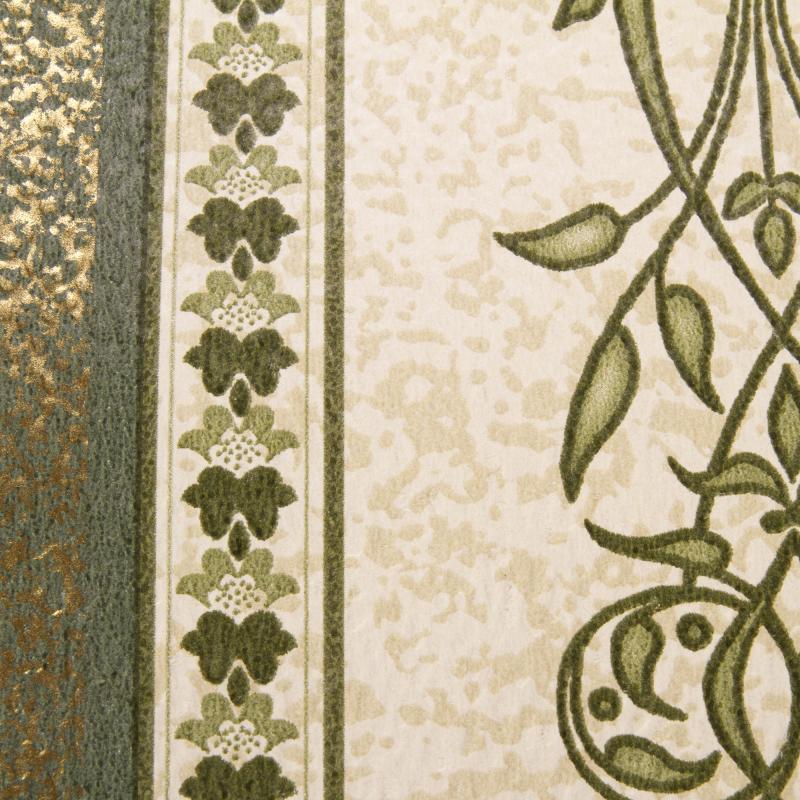 Каталог обоев Леруа Обои бумажные, 0,53х10 м, полосы, зеленый Престиж 2203