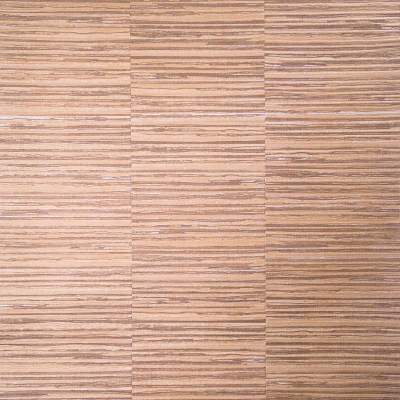 Леруа Мерлен Обои бумажные, 0,53х10 м, циновка, бежевый Друид 01
