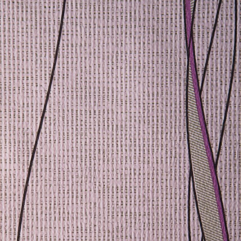 Обои бумажные, 0,53х10 м, серый, Астры-К 2610